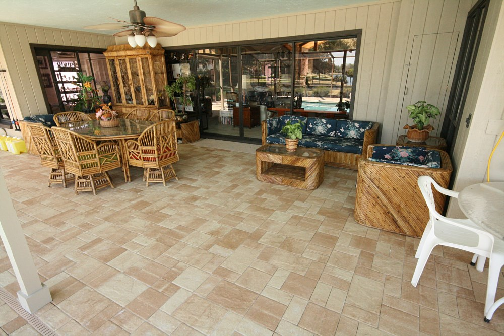 Patio Pavers Venice Fl : Paver driveways pool decks bradenton florida fl